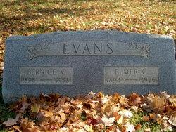 Elmer C Evans