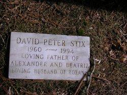 David Peter Stix