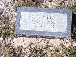 """Jimmie Eugene """"Gene"""" Thorn"""