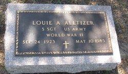 Louie A Alltizer