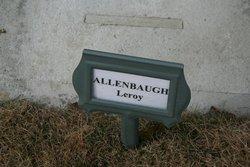 Leroy Allenbaugh