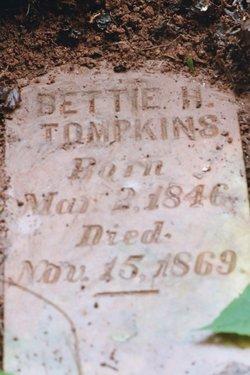 Bettie Headen Tompkins