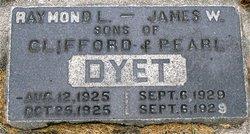 James W Dyet