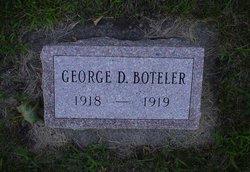 George Dean Boteler