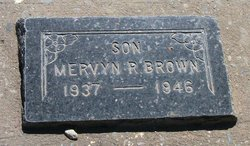 Mervyn Robert Brown