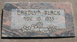 Carolyn Black