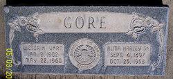 Alma Harley Gore, Sr