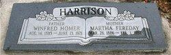 Martha Fereday Harrison