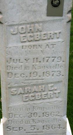 Sarah Elizabeth Egbert