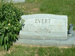 James Emery Evert