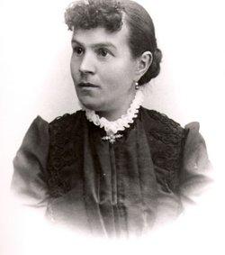 Josephine Gustava <I>Halseth</I> Anderson