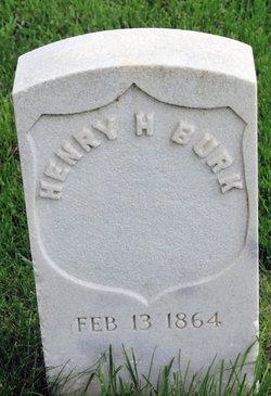 Henry H Burk
