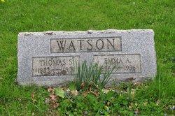 Emma Alice <I>Cheney</I> Watson