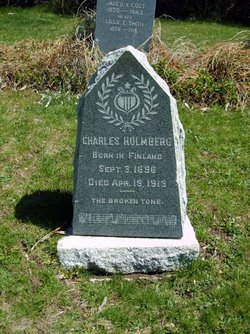 Charles Holmberg