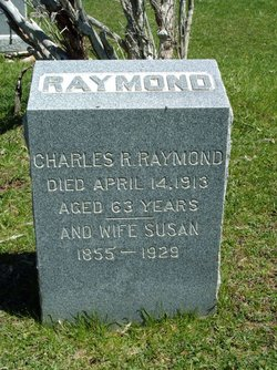 Charles Rodger Raymond