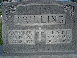 Catherine <I>Dausch</I> Trilling