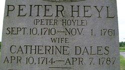 "Catherine ""Susanna Muller"" <I>Diehls</I> Hoyle"