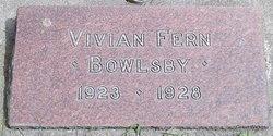 Fern Bowlsby