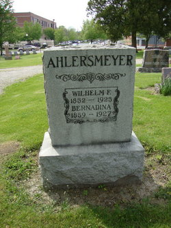 Bernadina Ahlersmeyer