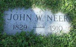 """John William """"Jack"""" Neer"""
