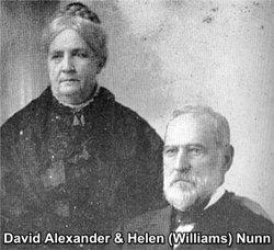 Col David Alexander Nunn