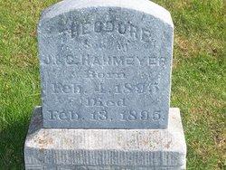 Theodore Harmeyer