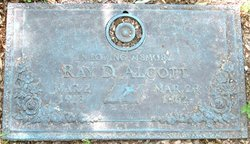 "Ray Dixon ""Dick"" Alcott"