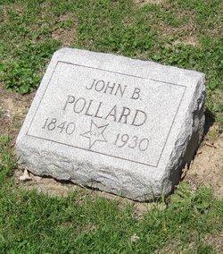 SGT John Brown Pollard, Sr