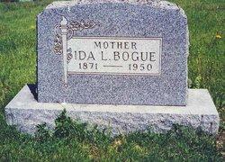 Ida Lue <I>Crumbaker</I> Bogue