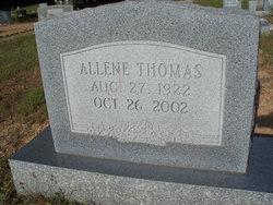 Allene Thomas