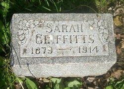 "Sarah Ann ""Sadie"" <I>Macomber</I> Griffitts"