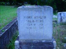 Mary Ann <I>Ashley</I> Taliaferro