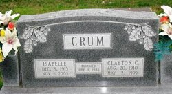 Clayton Claude Crum