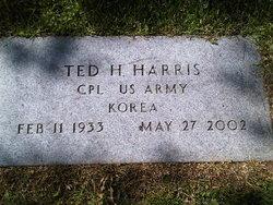 Ted H Harris