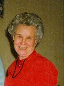 Katherine <I>Lanier</I> Carroll