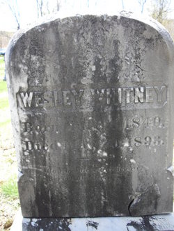Wesley Whitney