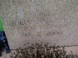 Julianna <I>Timar</I> Akos