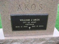 William J Akos