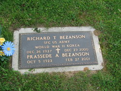 SGT Richard T. Bezanson