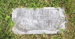 Earl Early Bird Allen