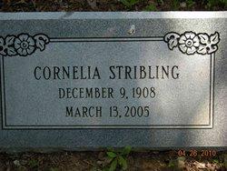 Cornelia Stribling
