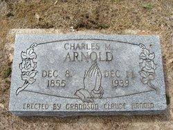 Charles M Arnold