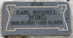 Earl Russell Wing