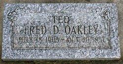 Fred Dunn Oakley