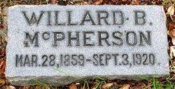 Willard B Mcpherson