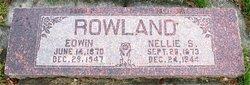 Edwin John Rowland