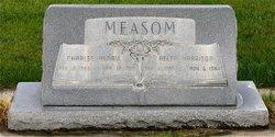 Charles H Measom