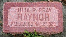 Julia Edith <I>Giles</I> Raynor