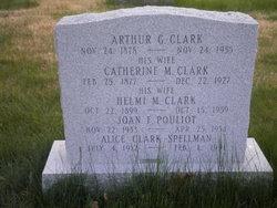 Arthur George Clark, Sr