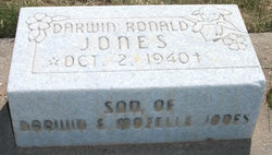 Darwin Ronald Jones